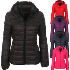 Geographical Norway Women's Winter Quilted Jacket Between-Seasons padded
