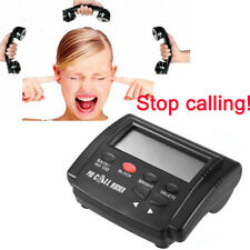 Caller ID Box Call Blocking Stop Nuisance Calls Devices Call ID LCD Display M8J3