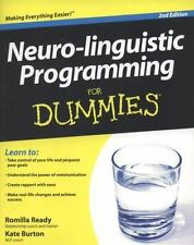Neuro-Linguistic Programming for Dummies®-ExLibrary
