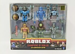 Champions of Roblox 15th Anniversary Gold Edition 2 Exclusive Virtual Item Codes