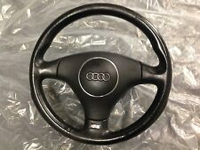 AUDI S3 LEATHER STEERING WHEEL FACELIFT 2002 MK1 8L