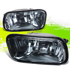 TINTED LENS OE BUMPER FOG LIGHTS/LAMPS PAIR KIT FOR 09-12 DODGE RAM 1500-3500