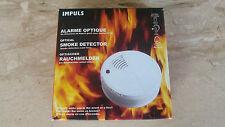 Rauchmelder Feuermelder Brandmelder inkl. Batterie Impuls