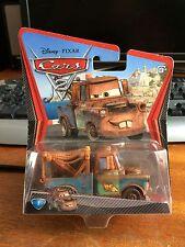 Disney Pixar Cars 2 Carrera Equipo Mater-Sellado Blister