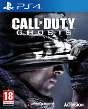 Call Of Duty Ghosts PS4 Playstation 4 IT IMPORT ACTIVISION BLIZZARD