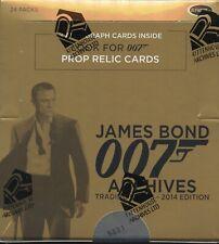 James Bond Archives 2014 Edition Card Box