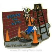 Disney Pin 55740 WDW Friday the 13th Goofy LE