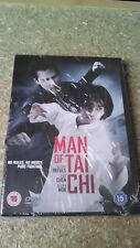 MAN OF TAI CHI - KEANU REEVES (REGION 2) NEW