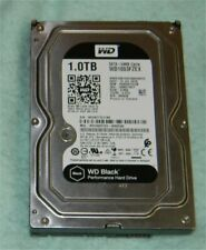 1 TB Western Digital Black 3.5 SATA Hard Drive