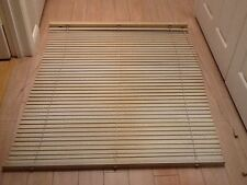 Wooden Contemporary Curtains & Blinds