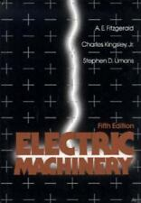 McGraw-Hill Series in Electrical and Computer Engineering: Electric Machinery b…