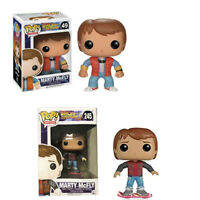 Funko Pop #49 BACK TO THE FUTURE 2 Action Figure Toys Collection Model Toy Gift