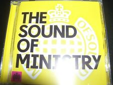 The Sounds Of Ministry 2016 Various CD Afrojack Pekig Duk Tom Novy Example (Aust