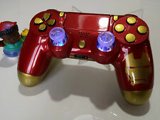 Manette PS4 sony Iron Man