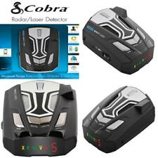 Cobra Radar Detector, Led Icons / Voice / In-Vehicle Technology Filter