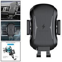 10W Auto Cramping Wireless Veloce Caricabatterie per iPhone11 Pro Max 8 XR X IT