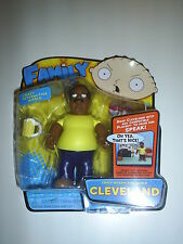 2011 FAMILY GUY CRAZY INTERACTIVE WORLD CLEVELAND SCALE FIGURE
