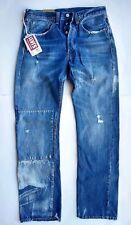 LVC Levis Vintage Clothing 1947 501 XX Big E Selvedge Jeans 34 × 34 Cone Denim