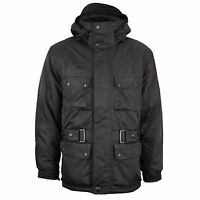 Wellensteyn Herren Winter Funktions Jacke Motoro schwarz Mot 66 black