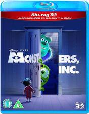 MONSTERS INC 3D+2D Blu-Ray BLU-RAY NEUF (buy0192401)