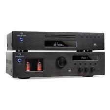 HIFI ANLAGE CD MP3 PLAYER RÖHREN VERSTÄRKER RADIO ENDSTUFE 600W STEREO SOUND USB