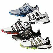New Adidas Powerband BOA Boost Golf Shoes BOUNCE FOAM COMFORT - Pick Footwear