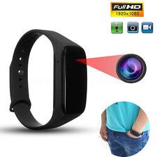 Full HD 1080P DVR Hidden Camera Smart Watch Mini DV Video Recorder Camcorder