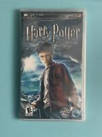 Harry Potter and the Half-Blood Prince PSP NEW Factory Sealed