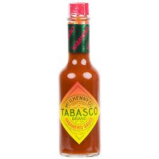 TABASCO 5 oz Bottle Habanero Hot Sauce (select Size)