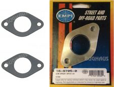 VW BEETLE GHIA BUS 34 PICT CARB SPACER W/ GASKETS - TOP QUALITY - FREE SHIP!