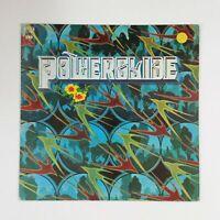NEW RIDERS OF THE PURPLE SAGE Powerglide KC31284 Promo LP Vinyl VG+ near ++