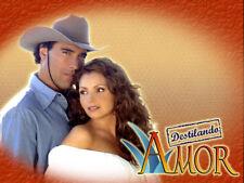Destilando Amor, Telenovela Completa 35 Dvd's $135.00