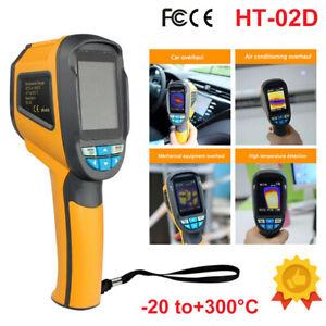 Wärmebildkamera HT-02D Infrarot kamera Kamera Infrarot Wärmebild-IR-Thermometer