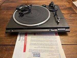 Vintage Technics SL-BD20D Turntable / Record Player - High Quality -80s- Japan