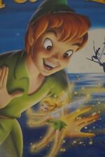 Peter Pan Special Edition Walt Disney VHS Tape with Case Excellent Tested USA