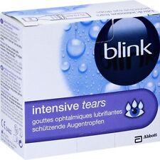 BLINK Intensive Tears UD Pipetta monodose 20x0,4 ml PZN6849251