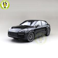 1/18 Norev Porsche CAYENNE Turbo 2019 Diecast Model Toys Car Gifts Black