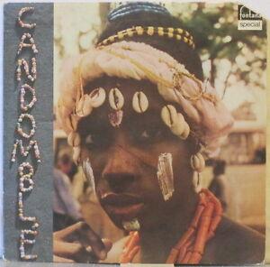 DJALMA CORREA Candomble LP Scarce African/Brazilian, corrêa candomblé