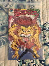 Badger (1983 series) #35, 56 in Near Mint minus condition. Capital comics First