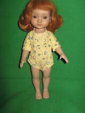 "Yellow Print Bodysuit -made to fit 10"" Ann Estelle"