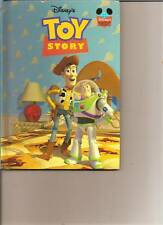 DISNEYS TOY STORY BOOK DISNEY BUZZ WOODY KIDS
