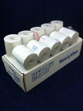 10 Rolls WELCH ALLYN THERMAL PRINTER PAPER Propaq 206 008-0040-98
