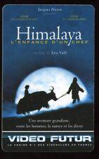 VIDEO FUTUR carte collector  HIMALAYA    (120)