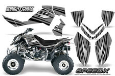 POLARIS OUTLAW 450 500 525 2006-2008 GRAPHICS KIT CREATORX DECALS SPEEDX BS