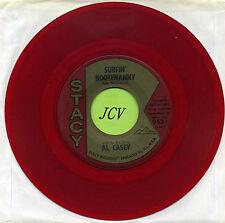 AL CASEY Surfin' Hootenanny / Easy Pickin'    ROCK 45 RPM  RECORD
