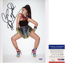 Sexy Crystal Renn Signed 8x10 Sports Illustrated Swimsuit Former Plus-Size PSA