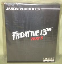 JASON VOORHEES Friday the 13th Part 3 One:12 Collective Figure MEZCO TOYZ Horror