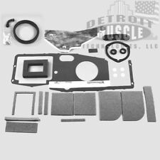 Mopar E Body 70 71 72 73 74 BIG AC Heater Box Resto Rebuild Kit Set DMT