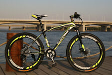 Brand New Cyber  EURO Yellow&black Color 26 inch 21 SP Shimano Mountain bike