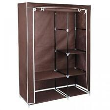 Armarios roperos color principal marrón para el dormitorio